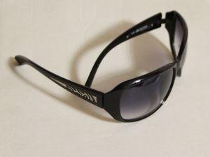 ! женс очки солнцезащ черн 02, ячейка: 143