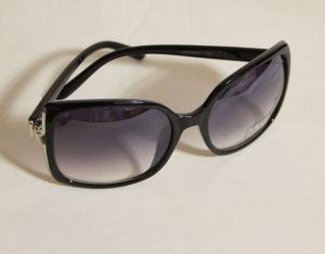 ! мужс очки солнцезащ черн 02, ячейка: 143