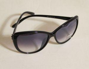 ! мужс очки солнцезащ черн 03, ячейка: 143