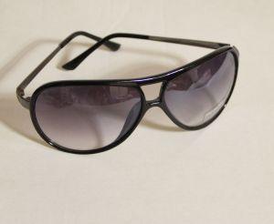 ! мужс очки солнцезащ черн 04, ячейка: 143