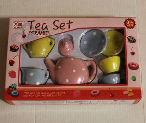 ! набор чайный керам, ячейка: 41
