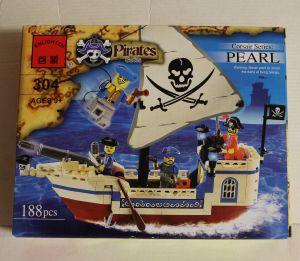 ! брик пират лодка 188д, ячейка: 64