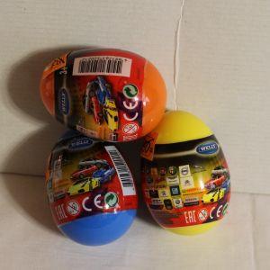 ! яйцо-сюрприз машинки, ячейка: 36
