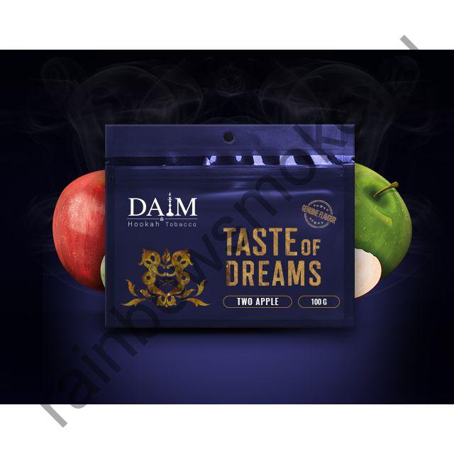 Daim 100 гр - Two Apple (Двойное Яблоко)