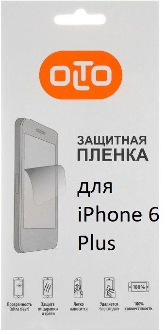 OLTO защитная пленка для iPhone 6 Plus, глянцевая