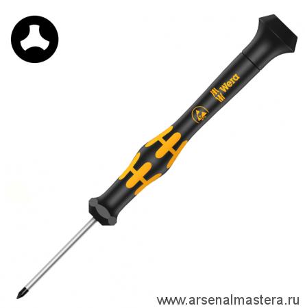 Отвертка Microstix WERA 1572 ESD Kraftform Micro 030081