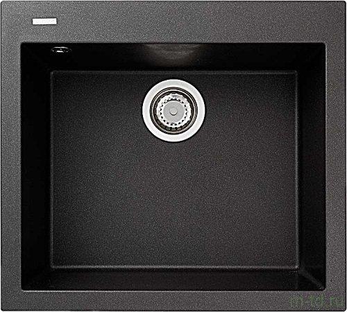 Врезная кухонная мойка Longran Cube CUG 560.500