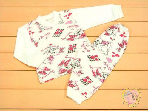 Пижама универсальная для девочки C-PJ023-ITpk (интерлок-пенье)