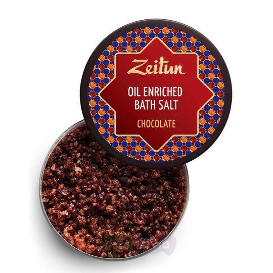"""Zeitun Аромасоль """"Шоколадная"""", с гидрофильным маслом"""