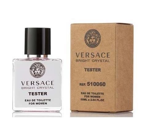 Tester Versace Bright Crystal 50 мл (ОАЭ)