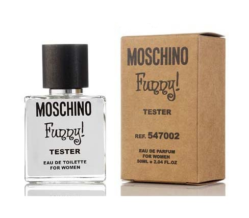 Tester  Moschino Funny 50 мл (ОАЭ)