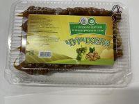 Чурчхела с грецким орехом в виноградном соке уп 500гр
