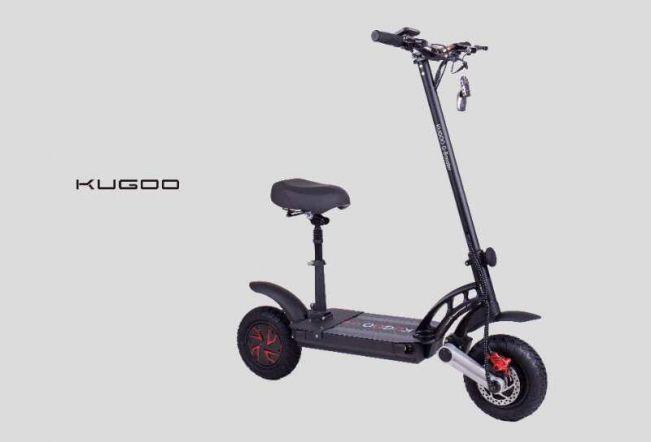 Электросамокат KUGOO G-Booster 28AH