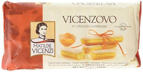 Peçenye Tiramisu yumurta ilə, Vicenzovo, 200 gr