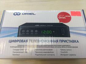 Цифровая тв приставка ORIEL 415D