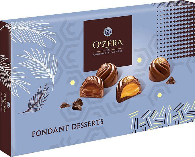 Набор шок. OZera Fondant Desserts 200г