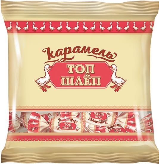 Карамель Топ Шлеп 180г Н.Тагил