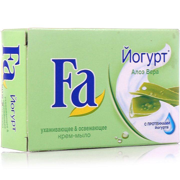 Мыло Fa 90г Yoghurt Aloe Vera Алоэ Вера