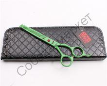 Ножницы филировочные Kasho 6,5 дюймов серия Колорс