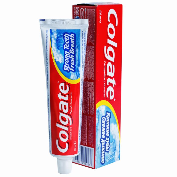 Зуб. паста Colgate 100мл Свежее дыхание
