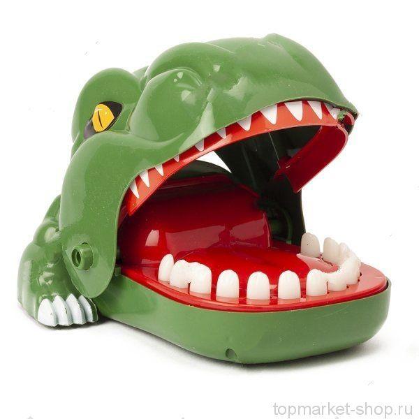 Развивающая игрушка-ловушка Play The Game, Тиранозавр