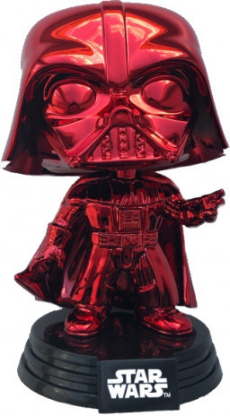 Фигурка Funko POP! Bobble: Star Wars: Darth Vader (RD:CH) (Exc) 38019