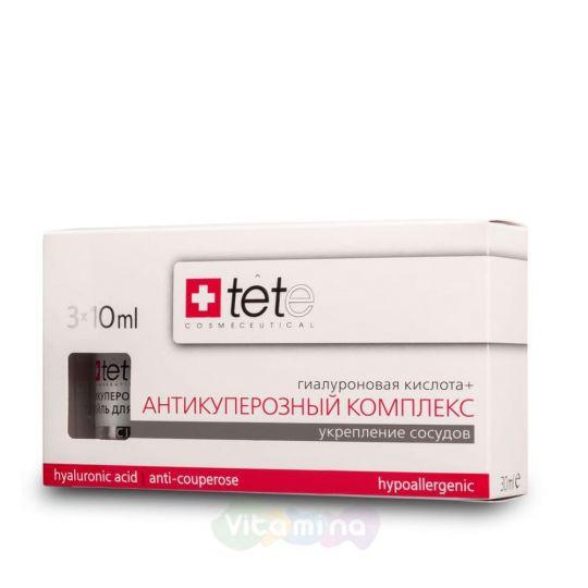 TETe Гиалуроновая кислота + Антикуперозный комплекс
