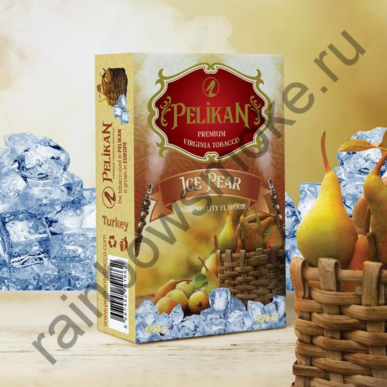 Pelikan 50 гр - Ice Pear (Ледяная Груша)