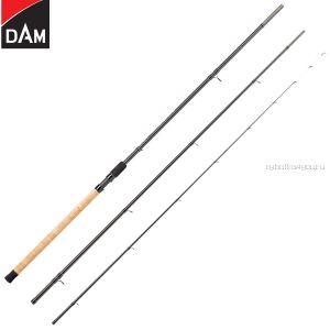 Фидер DAM Sumo Sensomax Carp Feeder 12' 3,60 м / тест  25-75G / 3+3PCS