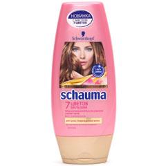 Бальзам-Ополаскиватель Schauma 200мл 7 цветов фн