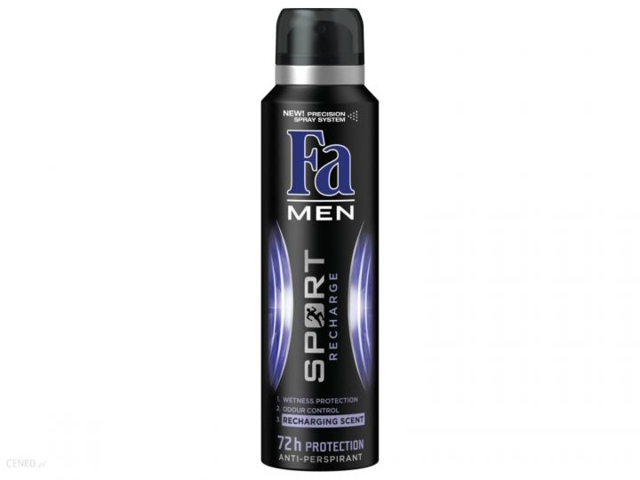 Дезодорант Fa 150мл MEN Sport Перезарядка