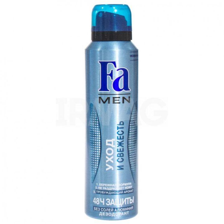 Дезодорант Fa 150мл MEN Уход и Свежесть