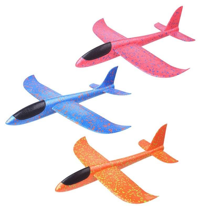 Самолет Планер 45 см в ассортименте