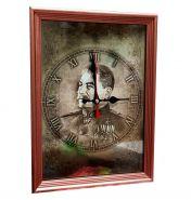 """Настенные часы """"И.В. СТАЛИН"""", вариант 1"""