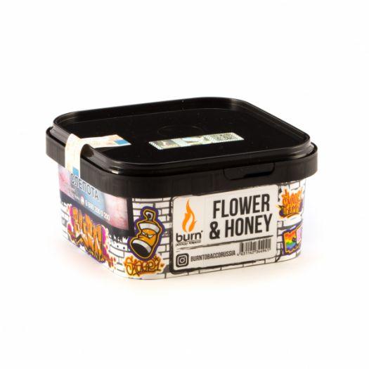 Burn - Honney Flower (мед с цветами)