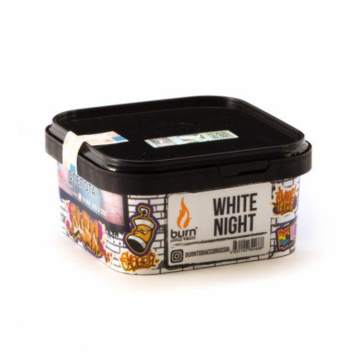 Burn - White Night (ананас с нотками апельсина и ванили)