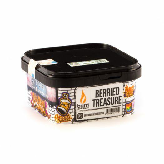 Burn - Berried Treasure (мякоть арбуза, ягоды и цитрусы)