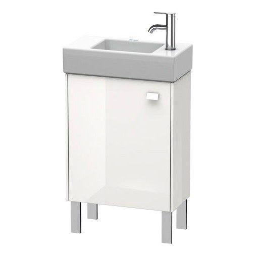 Тумбочка с раковиной в ванную Duravit Brioso BR 4431 L/R 48,4x23,9 ФОТО
