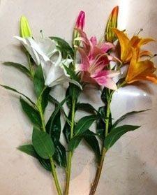 Цветы искуственные