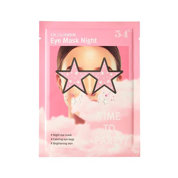 Маска-патч для глаз ночная DR. GLODERM Eye Mask Night 8,5гр