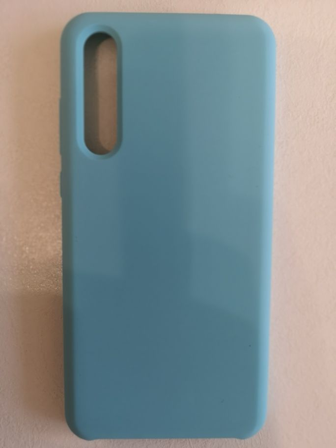 Чехол для Huawei P20 pro Protect case мятный