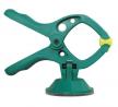 Зажим пластиковый microfix с присоской (зажим 30 мм, сила до 350 г) WOLFCRAFT 3638000