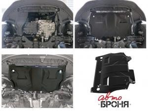 Защита картера Авто-Броня Polo Sedan/Rapid