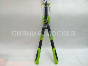 Ножницы садовые для живой изгороди с телескопическими ручками 0209