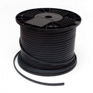 Саморегулирующийся кабель SRL 30-2CR (UV) для обогрева кровли,водостоков.Пр-во Южная Корея