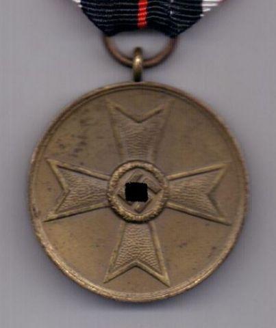 Медаль 1939 года AUNC За военные заслуги Германия