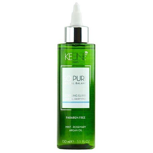 Keune So Pure Эликсир Освежающий Cooling Elixir Miracle, 150 мл.