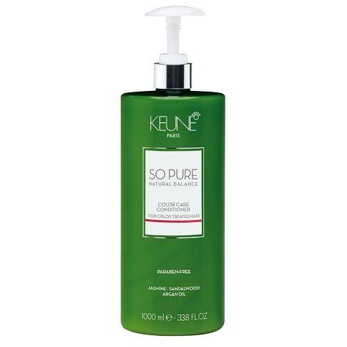 Keune So Pure Кондиционер Забота о цвете Color Care Conditioner, 1000 мл.