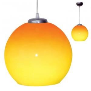 Светильник Элетех Дуо оранжевый, желтый