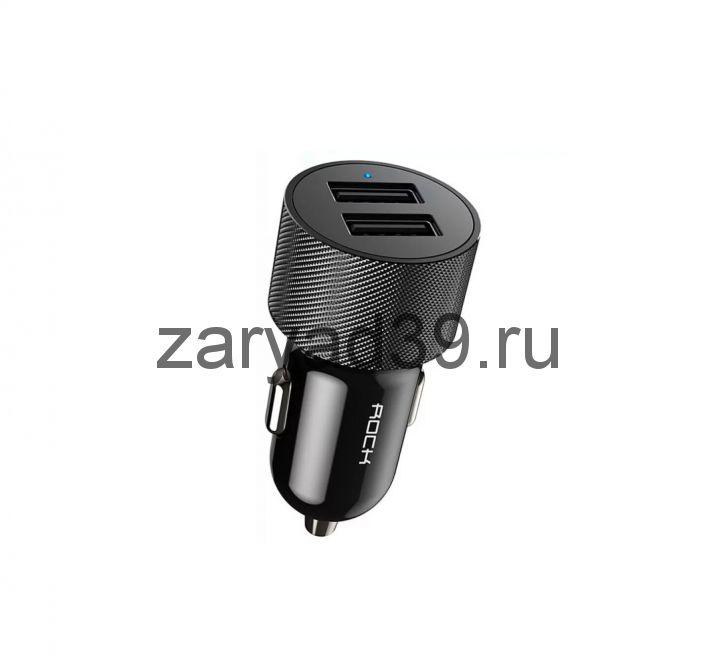 Автомобильное зарядное устройство ROCK H3 C228